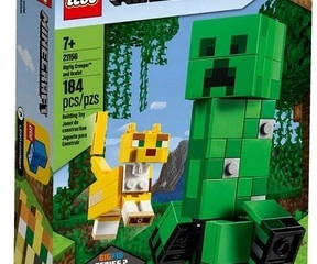 21156 BigFig Creeper™ & Ozelot