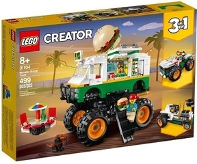 LEGO® 31104 Burger-Monster-Truck