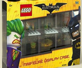 Minifig Display 8er Batman