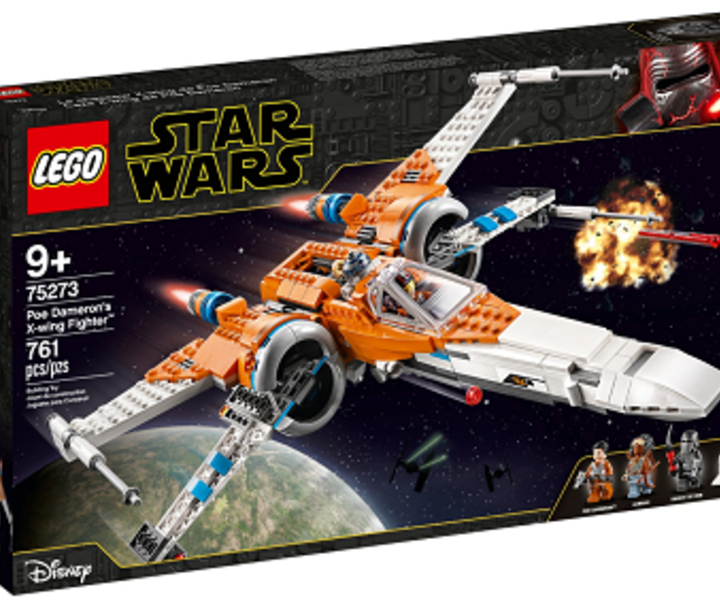 LEGO® 75273 Poe Damerons X-Wing Starfighter™